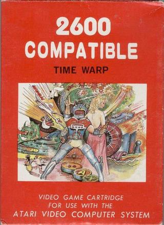 Comprar Time Warp barato Atari 2600