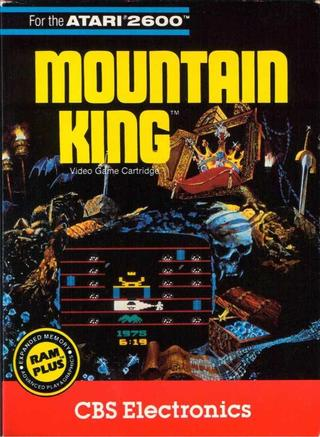 Comprar Mountain King barato Atari 2600