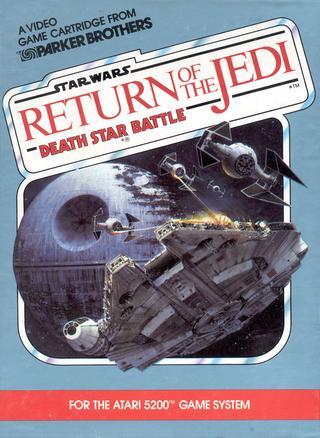 Comprar Star Wars: Return of the Jedi - Death Star Battle barato Atari 2600