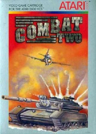 Comprar Combat Two barato Atari 2600