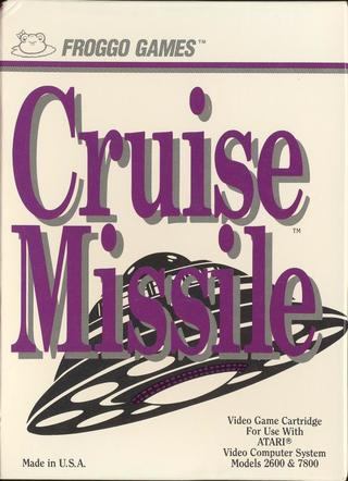 Comprar Cruise Missile barato Atari 2600