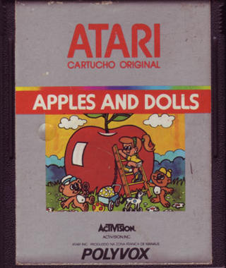 Comprar Apples and Dolls barato Atari 2600