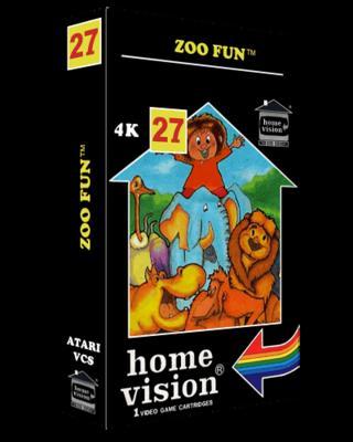 Comprar Zoo Fun barato Atari 2600