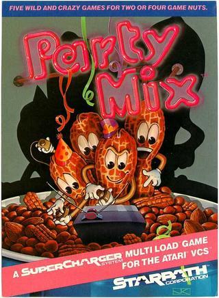 Comprar Party Mix barato Atari 2600