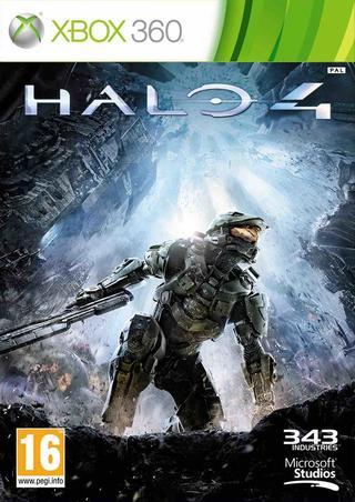 Comprar Halo 4 barato Xbox 360