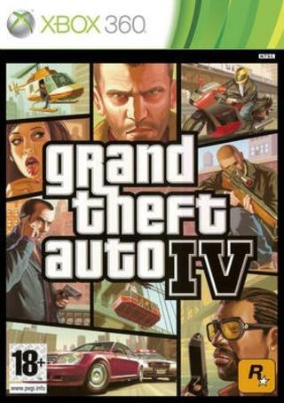 Comprar Grand Theft Auto IV barato Xbox 360