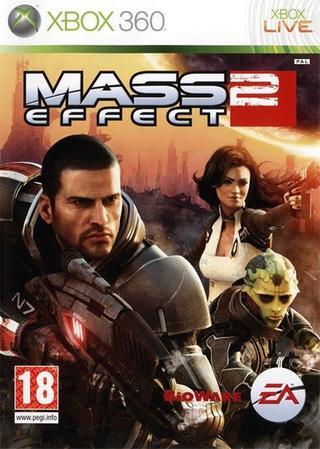 Comprar Mass Effect 2 barato Xbox 360