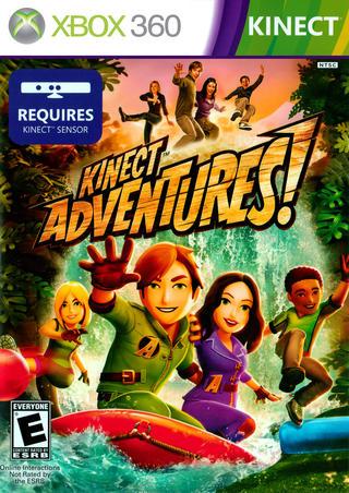 Comprar Kinect Adventures barato Xbox 360