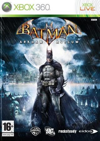 Comprar Batman Arkham Asylum barato Xbox 360