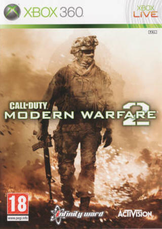 Comprar Call of Duty Modern Warfare 2 barato Xbox 360
