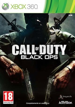 Comprar Call of Duty Black Ops barato Xbox 360