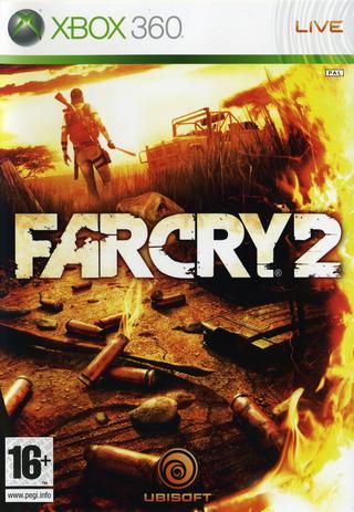 Comprar Far Cry 2 barato Xbox 360