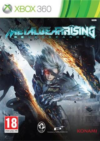 Comprar Metal Gear Rising: Revengeance barato Xbox 360