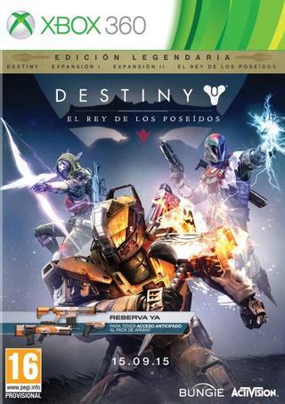 Destiny: El Rey de los Poseídos