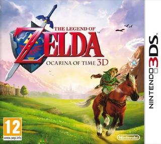 Comprar The Legend of Zelda: Ocarina of Time 3D barato 3DS