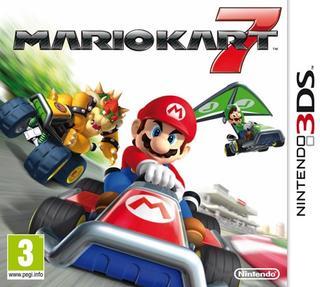 Comprar Mario Kart 7 barato 3DS