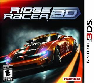 Comprar Ridge Racer 3D barato 3DS