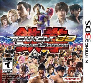 Comprar Tekken 3D: Prime Edition barato 3DS