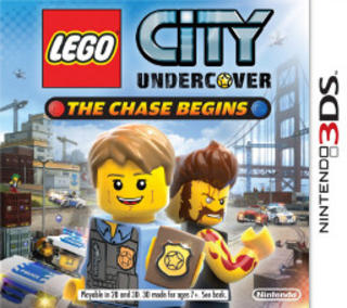 Comprar LEGO City Undercover: The Chase Begins barato 3DS