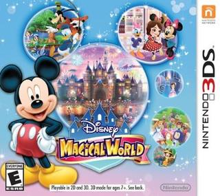 Comprar Disney Magical World barato 3DS