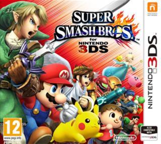 Comprar Super Smash Bros. for 3DS barato 3DS