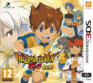 Comprar Inazuma Eleven Go: Luz barato 3DS