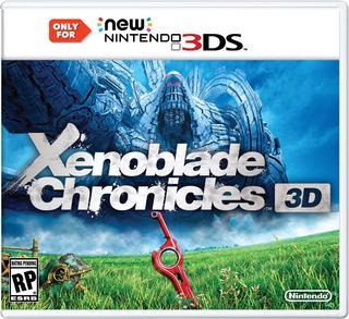 Comprar Xenoblade Chronicles 3D barato 3DS