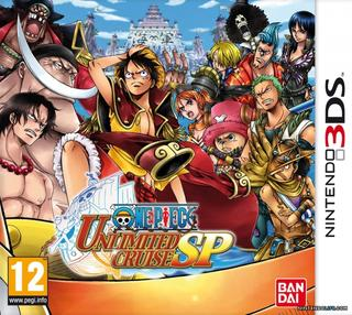 Comprar One Piece: Unlimited Cruise SP barato 3DS
