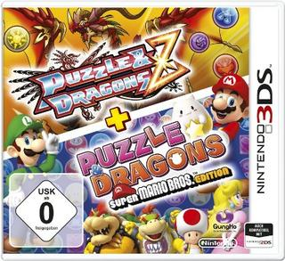 Comprar Puzzle & Dragons Z + Super Mario Bros. Edition barato 3DS