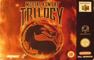 Comprar Mortal Kombat Trilogy barato N64