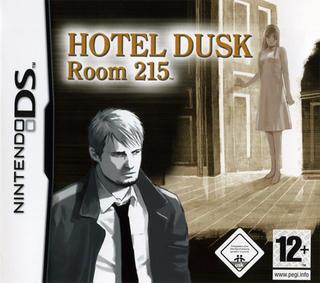 Comprar Hotel Dusk: Room 215 barato DS