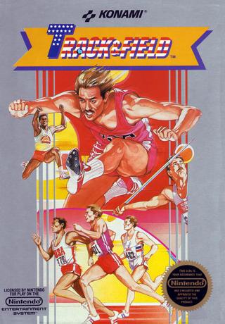 Comprar Track & Field barato NES