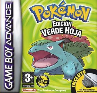 Comprar Pokemon Verde Hoja barato GBA