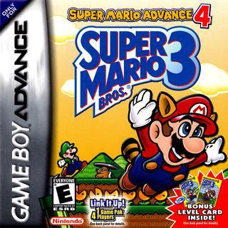 Comprar Super Mario Advance 4: Super Mario Bros. 3 barato GBA