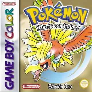 Comprar Pokemon Oro barato GBC