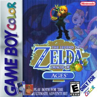 Comprar The Legend of Zelda: Oracle of Ages barato GBC