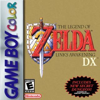 Comprar The Legend of Zelda: Link's Awakening DX barato GBC