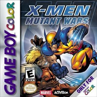 Comprar X-Men: Mutant Wars barato GBC
