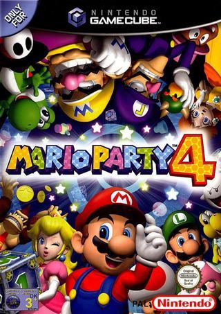 Comprar Mario Party 4 barato GameCube