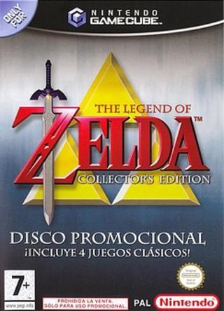 Comprar The Legend of Zelda: Collector's Edition barato GameCube