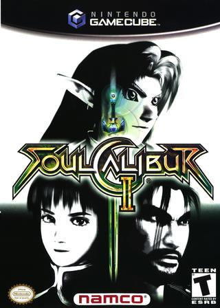 Comprar Soul Calibur II barato GameCube