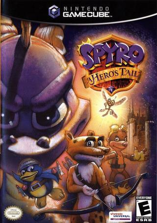 Comprar Spyro: A Hero's Tail barato GameCube