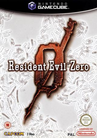 Comprar Resident Evil Zero barato GameCube
