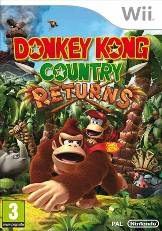 Comprar Donkey Kong Country Returns barato Wii