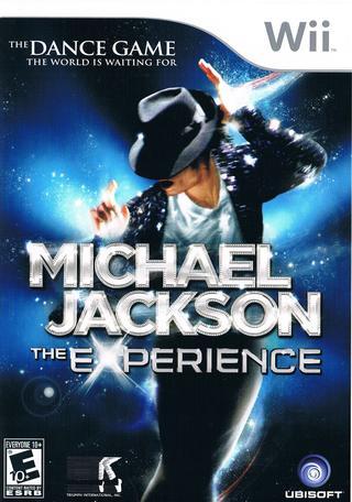 Comprar Michael Jackson: The Experience barato Wii