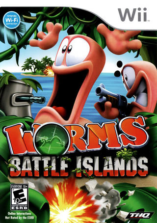 Comprar Worms: Battle Islands barato Wii