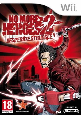 Comprar No More Heroes 2: Desperate Struggle barato Wii