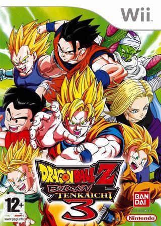 Comprar Dragon Ball Z Budokai Tenkaichi 3 barato Wii