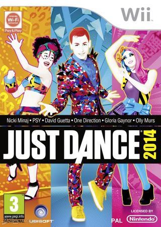 Comprar Just Dance 2014 barato Wii