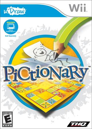 Comprar UDraw Pictionary barato Wii